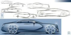 Rolls Royce Ghost Facelift on Behance