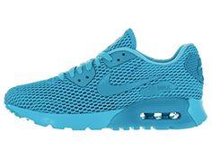 official photos ccd75 025c8 Nike Women s Air Max 90 Ultra Breathe Blue NI725061-401 - ShoesColor