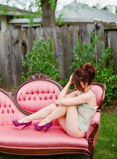 love this boudoir shoot