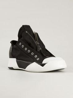 Cinzia Araia Zipped Sneakers - Gigi Tropea - Farfetch.com