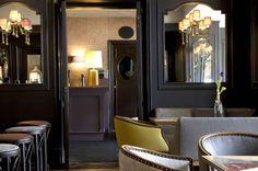 The newly opened Hotel Das Regina is a trendy boutique hotel in the center of Bad Gastein, only a walk away from the city center and the. Oversized Mirror, Restaurant, Furniture, Home Decor, Homemade Home Decor, Diner Restaurant, Restaurants, Home Furnishings, Decoration Home