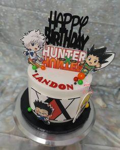 14th Birthday Cakes, Anime Cake, Tumblr Food, Cool Cake Designs, Fruit Smoothie Recipes, Birthday Cake Decorating, Cafe Food, Food Themes, Love Cake