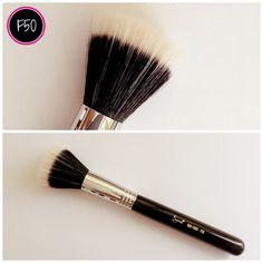 Resenha Pincéis Sigma - E20, E55, E65, F50 e F70 | New in Makeup
