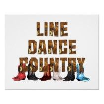 TEE Country Line Dance by teepossible
