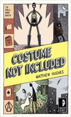 Amazon.com: Costume Not Included: To Hell and Back, Book 2 (9780857661395): Matthew Hughes, Tom Gauld: Books
