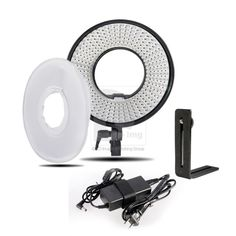 shopotam  300 LED Ring Lighting Light Video Film Continuous Light + Camera Bracket/ filter фото Canon Dslr, Nikon, Led Ring Light, Light Camera, Led Panel, Video Film, Photo Accessories, Camcorder, Diffuser