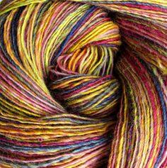 123g433 OZHandspun single-ply gradient art von PastoralWool auf Etsy