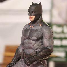 Affleck Batman stunt double  #Suicidesquad