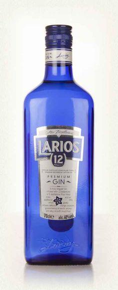 Larios 12 Botanicals Premium Gin
