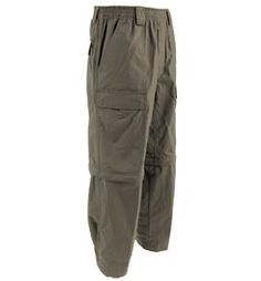 White Sierra Trail Convertible Pants - Youth $34.98
