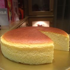 Japanese Cotton Cheese Cake – Jeannietay's Blog