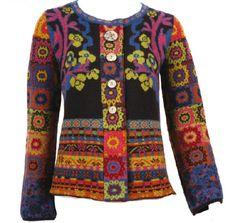 #Farbbberatung #Stilberatung #Farbenreich mit www.farben-reich.com Ivko Woman`s Cardigan 91053-022 Black