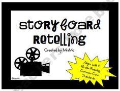 Storyboard Retelling