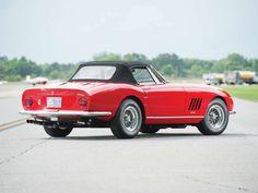 Rare Ferrari sets new $38.1 million auction record