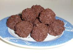Super Rich Chocolate Rum Balls