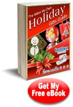 Make My Own Holiday Gift Guide    http://www.favecrafts.com/Quick-and-Easy-Gifts/Make-My-Own-Holiday-Gifts-Guide-eBook#