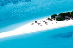 Aerial view at Palm Beach Resort & Spa Maldives  -->>> www.voyagewave.com