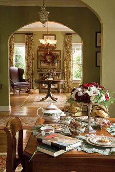 Celebrate Jane Austen's December birthday with a seasonal tea in her honor.