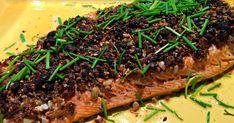Ruokapankki, Rapsakka lohi, Uunilohi, Lohi, Jyvälohi, Maku, Maku.fi, Pääruoka, Kala Seafood, Steak, Sea Food, Steaks, Seafood Dishes
