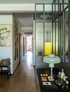 Art Of Living, Living Spaces, Loft Paris, Good House, Open Concept, Vintage Industrial, Decoration, Interior Inspiration, Minimalist