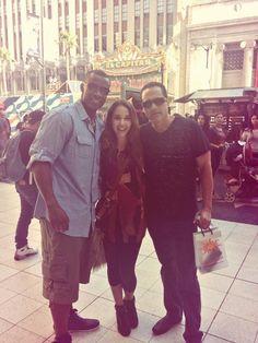 Sean, Haley and Maurice