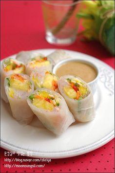 Fresh Rolls, Ethnic Recipes, Food, Food Food, Essen, Meals, Yemek, Eten