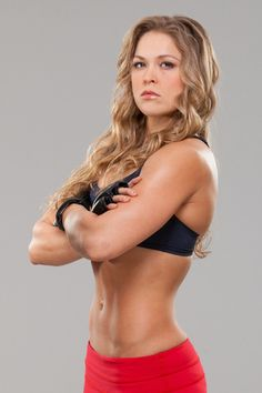 UFC Fighter Portraits: Ronda Rousey Photographic Print at AllPosters.com