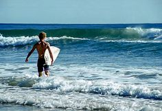 Rockaway beach in Queens, New York, is known to be a surfer spot