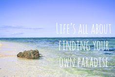the paradise of fiji #pacific bounty island beach palm trees