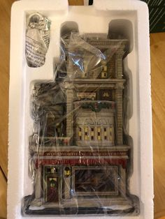 Department 56 Woolworth's Christmas in the City Series Brand New! Christmas In The City, Department 56, Brand New, Ebay