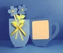 Tea cup card for mom. Add a pocket to hold a real tea bag. Diy And Crafts, Crafts For Kids, Arts And Crafts, Paper Crafts, Shaped Cards, Fathers Day Crafts, Mom Day, 8th Of March, Mothers Day Cards
