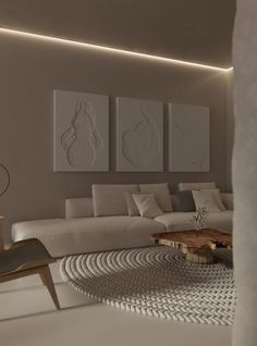 Living Room Decor Furniture, Home Living Room, Interior Design Living Room, Living Room Designs, Living Room Artwork, Furniture Ideas, Modern Furniture, Bedroom Decor, Home Room Design