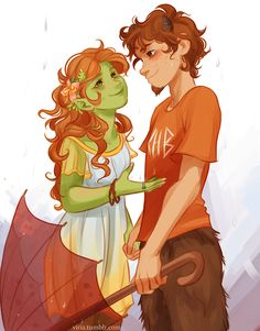 Art by viria. Grover & Juniper.
