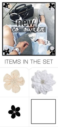 """""""19 new co-owner announcement  ♡ kayleen"""" by the-aesthetic-girls ❤ liked on Polyvore featuring art, bgcreations and bgcicons"""