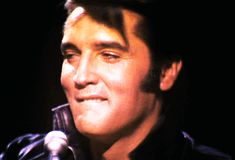 June 27, 1968 - Elvis Began Taping His Legendary NBC-TV Singer Special - ELVIS - which is known as the '68 Special or the '68Comeback Special -