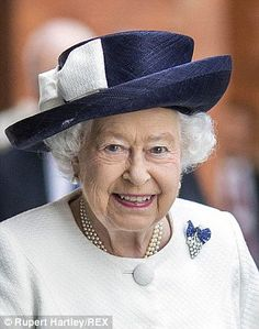 Both the Queen and Kate Middleton have worn creations by Philip Somerville to public occas...