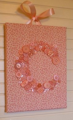 I would do a differnt pattern background, but this would be perfect if we have a little girl!