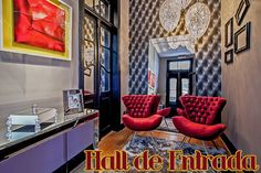Casa Cor Paraná, funky and fun Inside Home, Modern Family, Decoration, Wall Murals, Color Inspiration, Guest Room, Master Bedroom, Sweet Home, Mirror