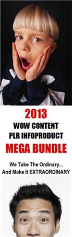 WOW Content Club: The Earth's Largest PLR Content Provider! - Business/Employment PLR