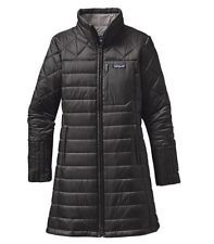 Patagonia Womens Radalie Parka Forge Grey Jacket Size S New !