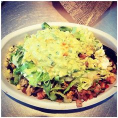 Lunch time  @ibakefilm #chipotle #nomnomnom #lunch #happythursday #guacamole http://pslilyboutique.com http://instagram.com/pslilyboutique