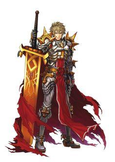 Rune Knight from Ragnarok Online