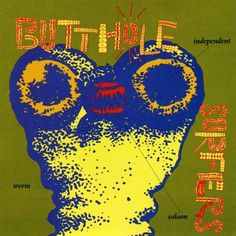 Butthole Surfers Independent Worm Saloon - compact disc