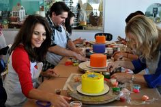 Creativity in action Lucy Hale, The Duff, Cake Decorating, Creativity, Action, Tableware, Group Action, Dinnerware, Dishes