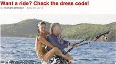 B.C. premier rebuffs Branson's naked kitesurfing invite | CTV News