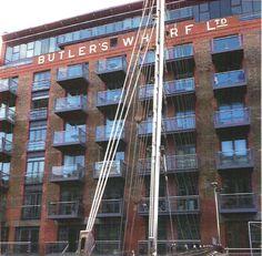 Butlers Wharf London #fenixdocks #fenixloods #fenixlofts