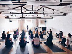 Nudie Glow Bodhi and Ride Yoga Korean Beauty Australia Korean Beauty, Melbourne, Glow, Ceiling Lights, Launch Party, Instagram Posts, Australia, Events, Yoga