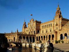Plaza de Espanya, Sevilla