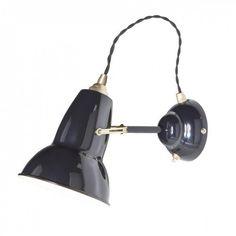 Original 1227 Brass Wall Light