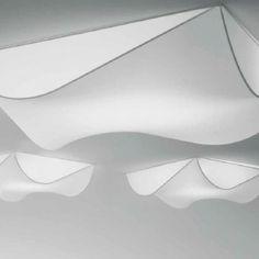 Axo Light Stormy 100 Plafondlamp - Plafondlamp Rondom Stralend - Plafondlampen - Binnenverlichting